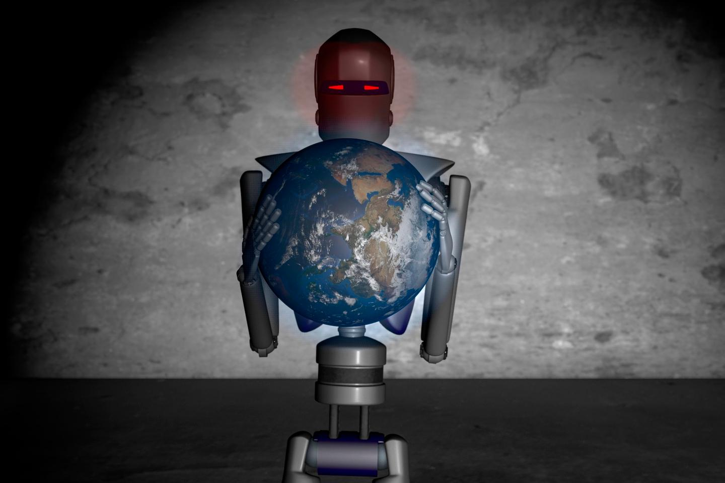 As robots develop cognitive abilities, the question of legal responsibility becomes an urgent one to address