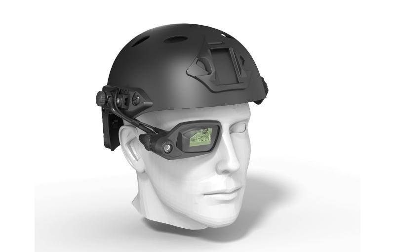 Vuzix showcases SMART Glasses Technology at CES 2012