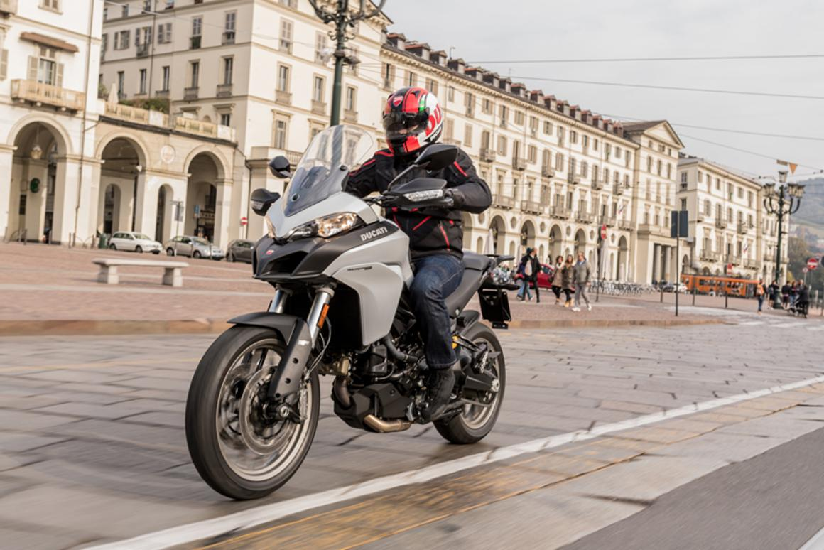 Ducati continued its long list of launches with the Multistrada 950