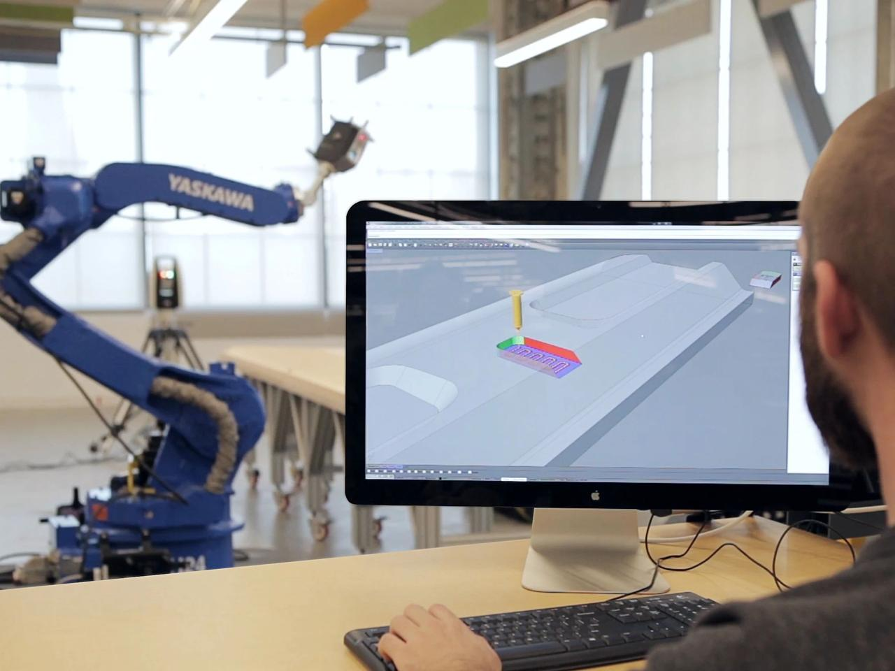 """The Intrinsic team has spent the last five and a half years developing and testing software tools to help make industrial robots """"easier to use, less costly and more flexible"""""""