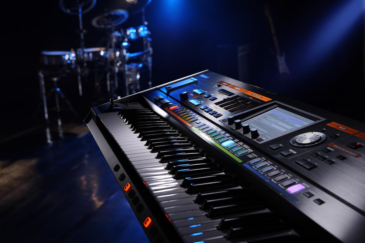 Roland has announced that it new performance synth - the Jupiter-80 - is now shipping, offering a level of expressive acoustic instrument authenticity previously unavailable