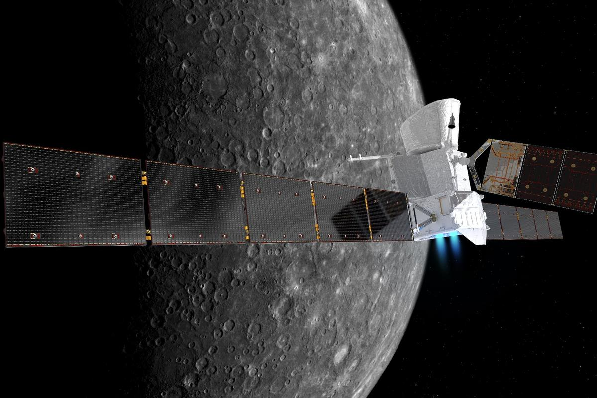Essential preparations have been completed for the launch of BepiColombo in October