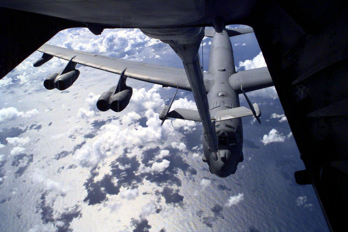 Upgrades are planned which will keep the venerable B-52 in service until the 2040s (Photo: U.S. Department of Defense)