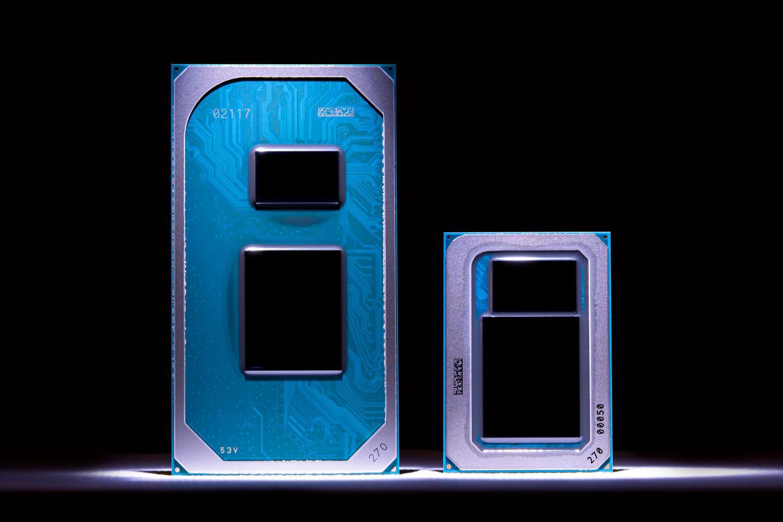 The new 11th Gen Intel Core processors