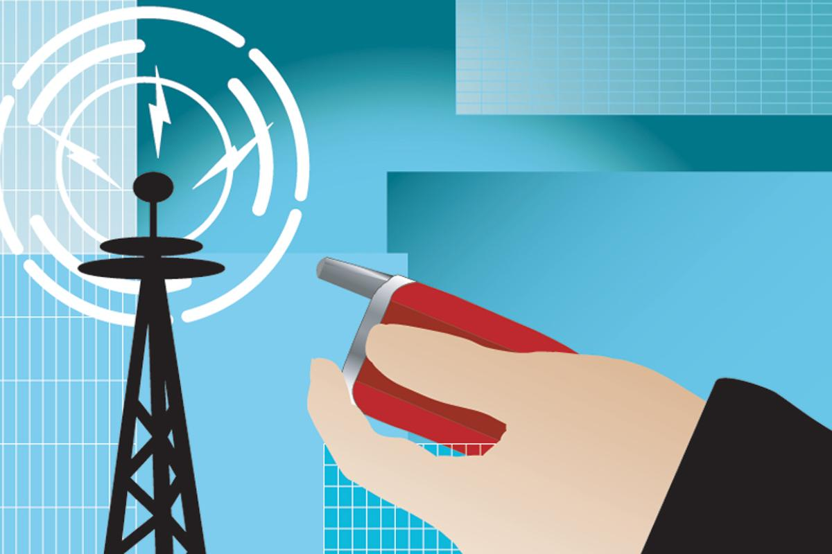 Researchers have shown it is easy for a third party to track a mobile phone user's location using a cheap phone and some open source software (Image: Shutterstock)