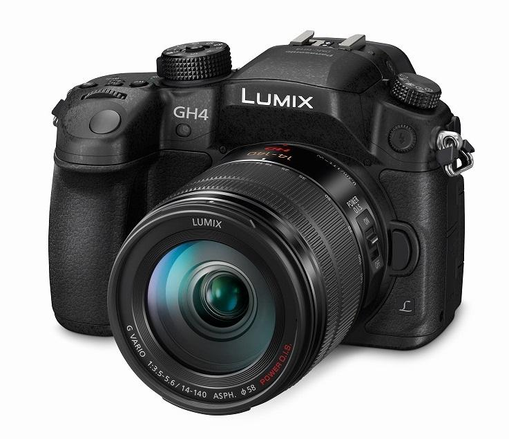 The GH4's 49-point Contrast AF includes something called Depth From Defocus technology to help achieve accurate autofocus in just 0.07 seconds