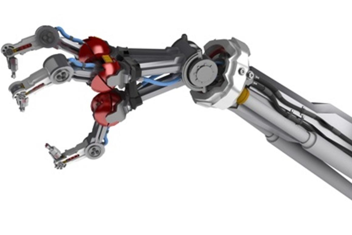 Changing how orders are given to robotic joints has the potential to cut energy usage