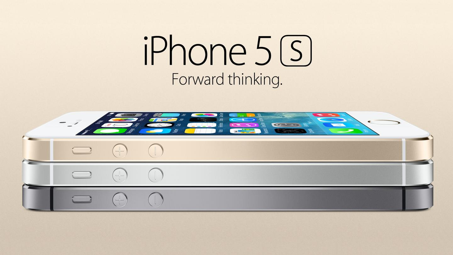 Today Apple pulled back the curtain on the new flagship iPhone 5S