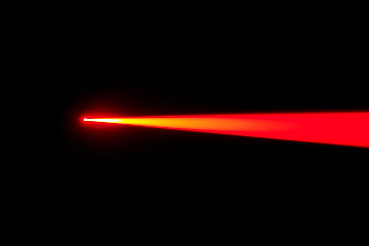 Lasers small and safe enough to live inside the human body could mean big things for medicine