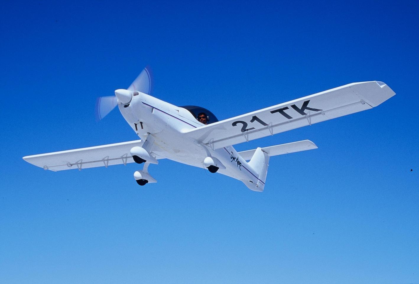 Dyn'Aero's MCR UL aircraft