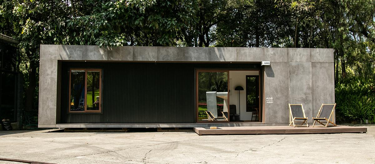 Studioroca and Taller Escape have created an innovative prefabricated housing model that is move-in ready in just 99 days