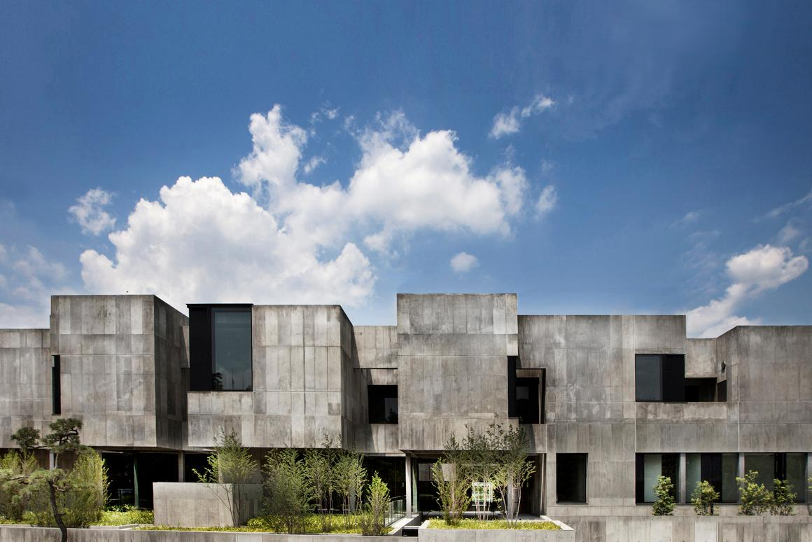 The Toho Gakuen School of Music is one of the four projects shortlisted for RIBA's International Prize