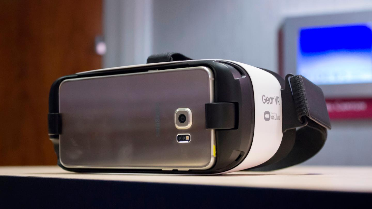 The consumer Gear VR at Oculus Connect 2