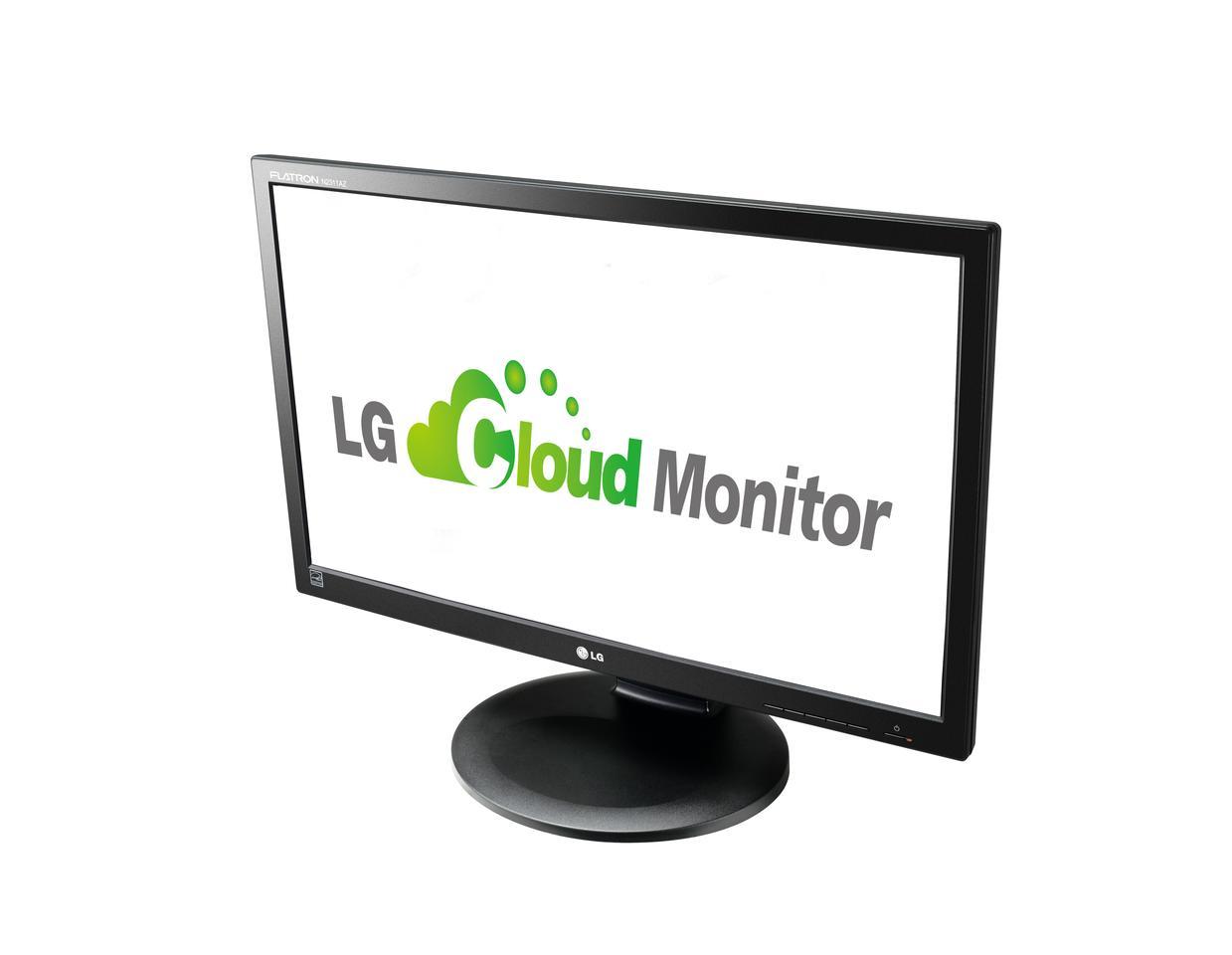 LG P Series cloud monitor