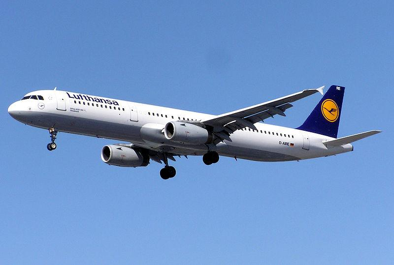 A Lufthansa Airbus A321 will be running partially on biofuel, as part of the six-month burnFAIR project