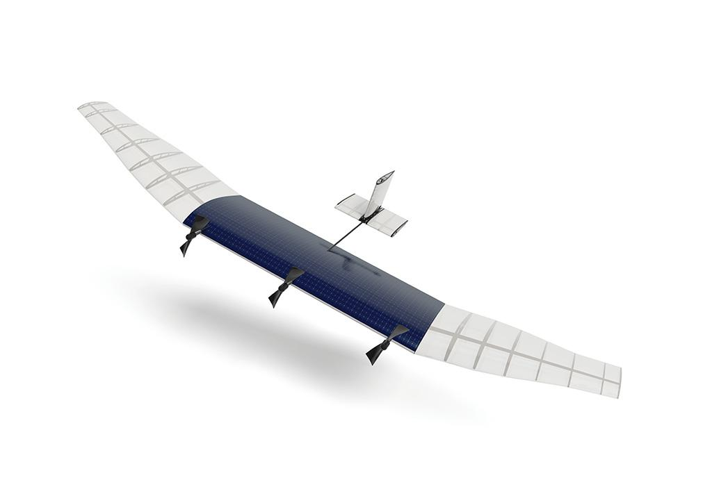 Facebook hopes to begin testing its solar-powered UAVs in 2015, with the ultimate aim of delivering worldwide internet