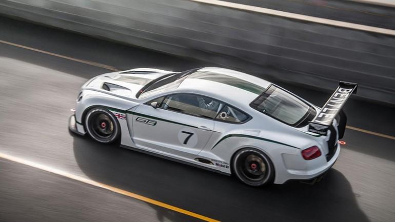 Bentley Continental GT3 Concept
