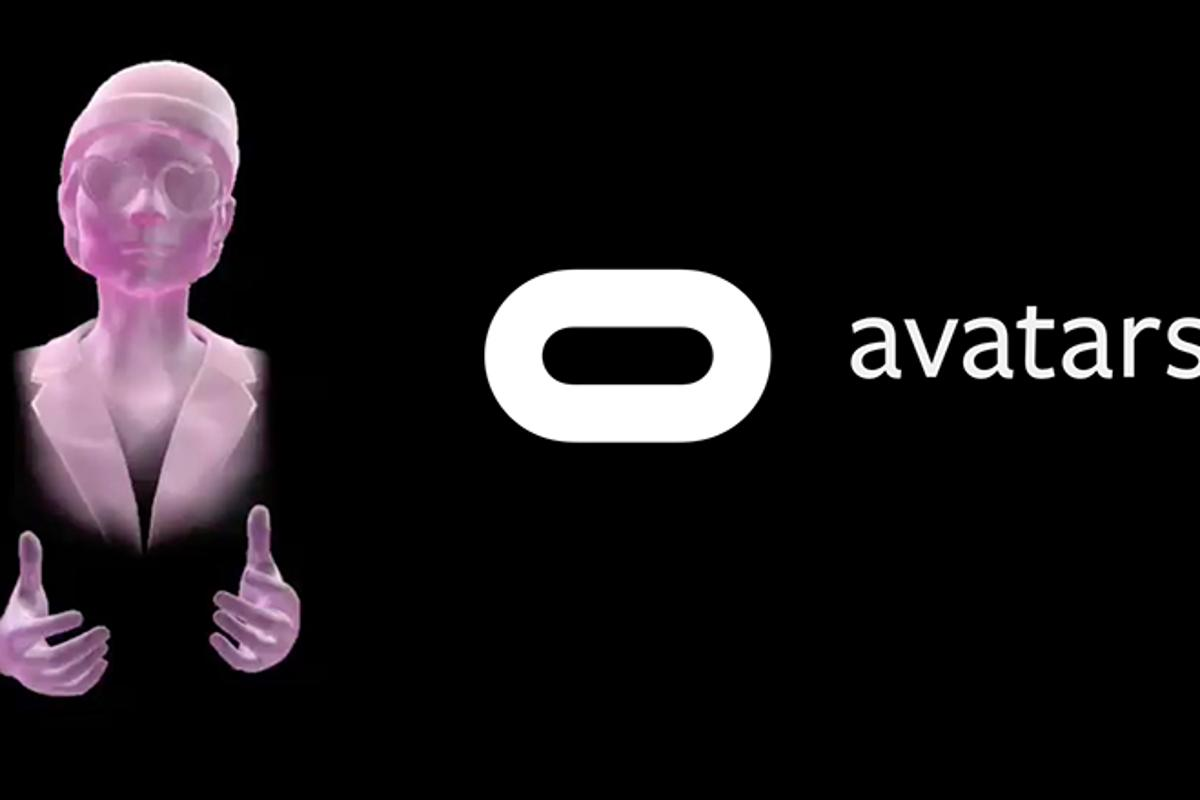 Oculus Avatars are a tool for more social, personalized VR game play