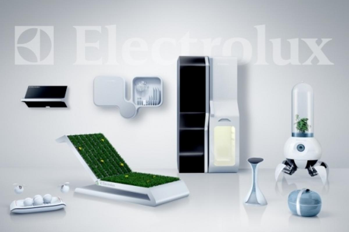 The Electrolux Design Lab finalists