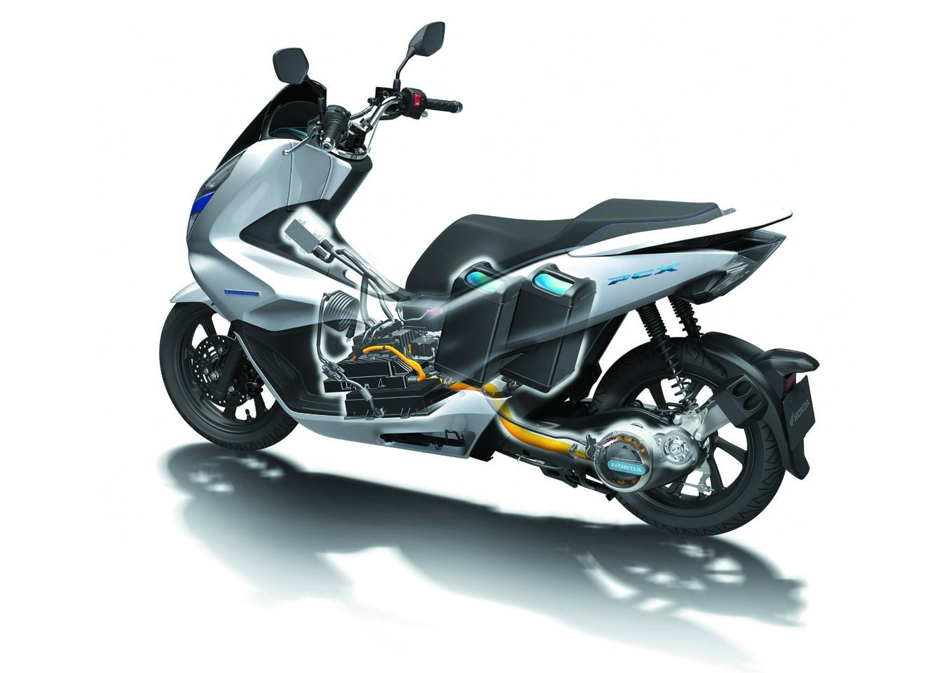 Japan's big four announce consortium for electric motorcycle ...