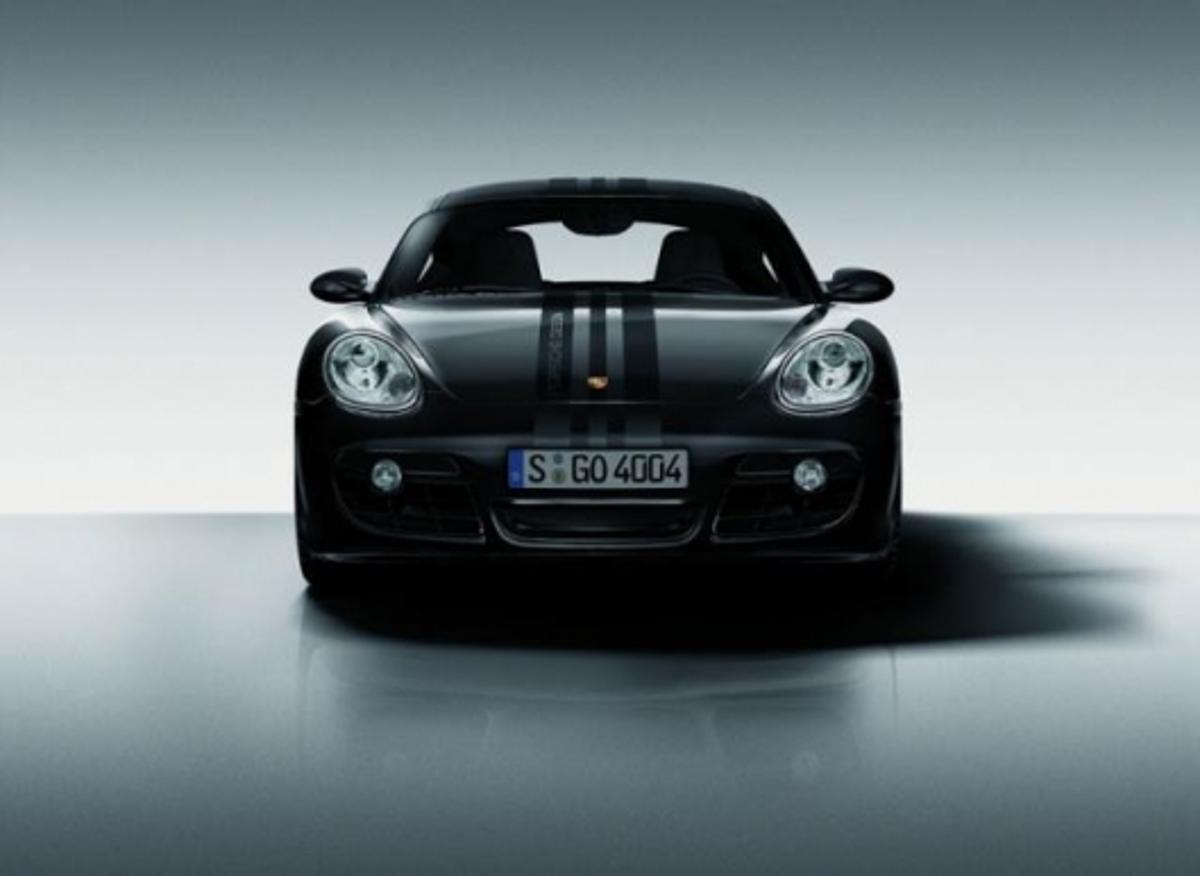 "Cayman S ""Porsche Design Edition 1"""