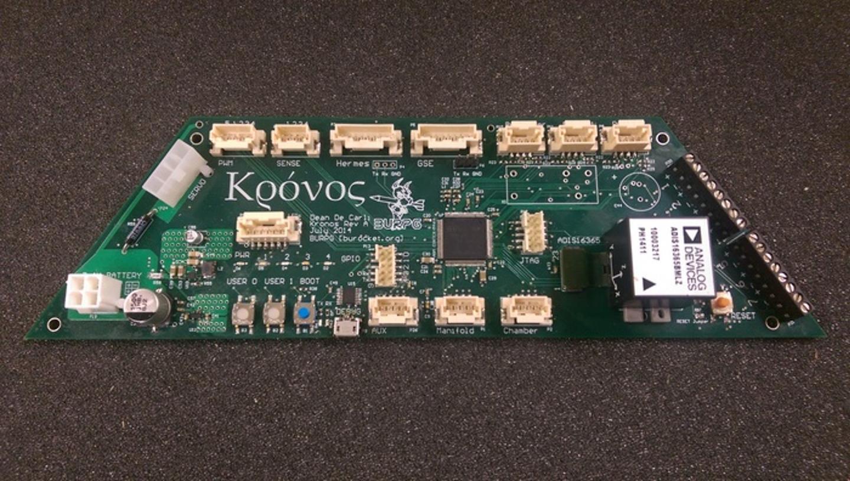 Kronos - the primary flight computer on Starscraper