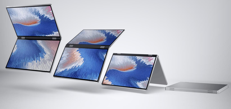 Dell Concept Duet может открыться в большее количество планшетных устройств