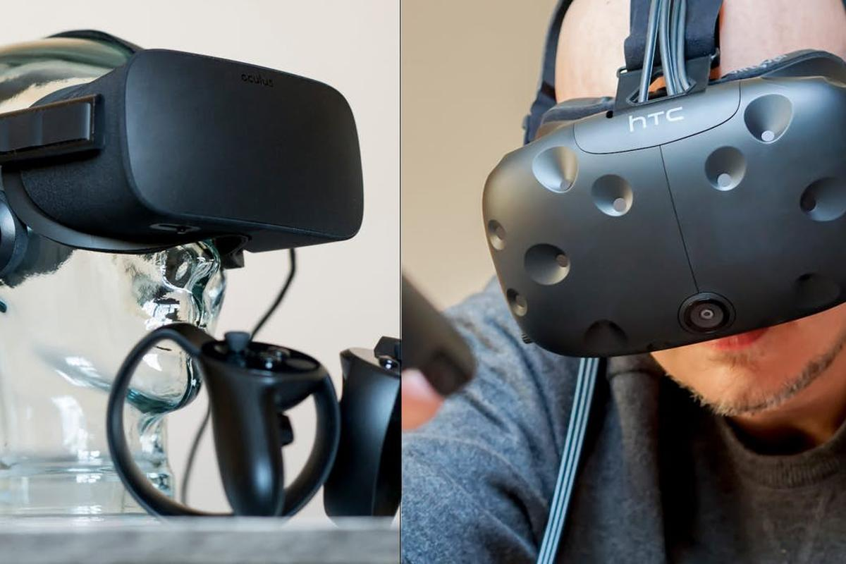 Leading VR headsets like the Oculus Rift and HTC Vive don't have adaptive displays, but researchers at Stanford hope to change that