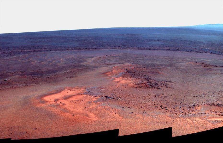 NASA scientists have been looking at virtual reality as a means of gaining new insights into the Martian landscape for sometime