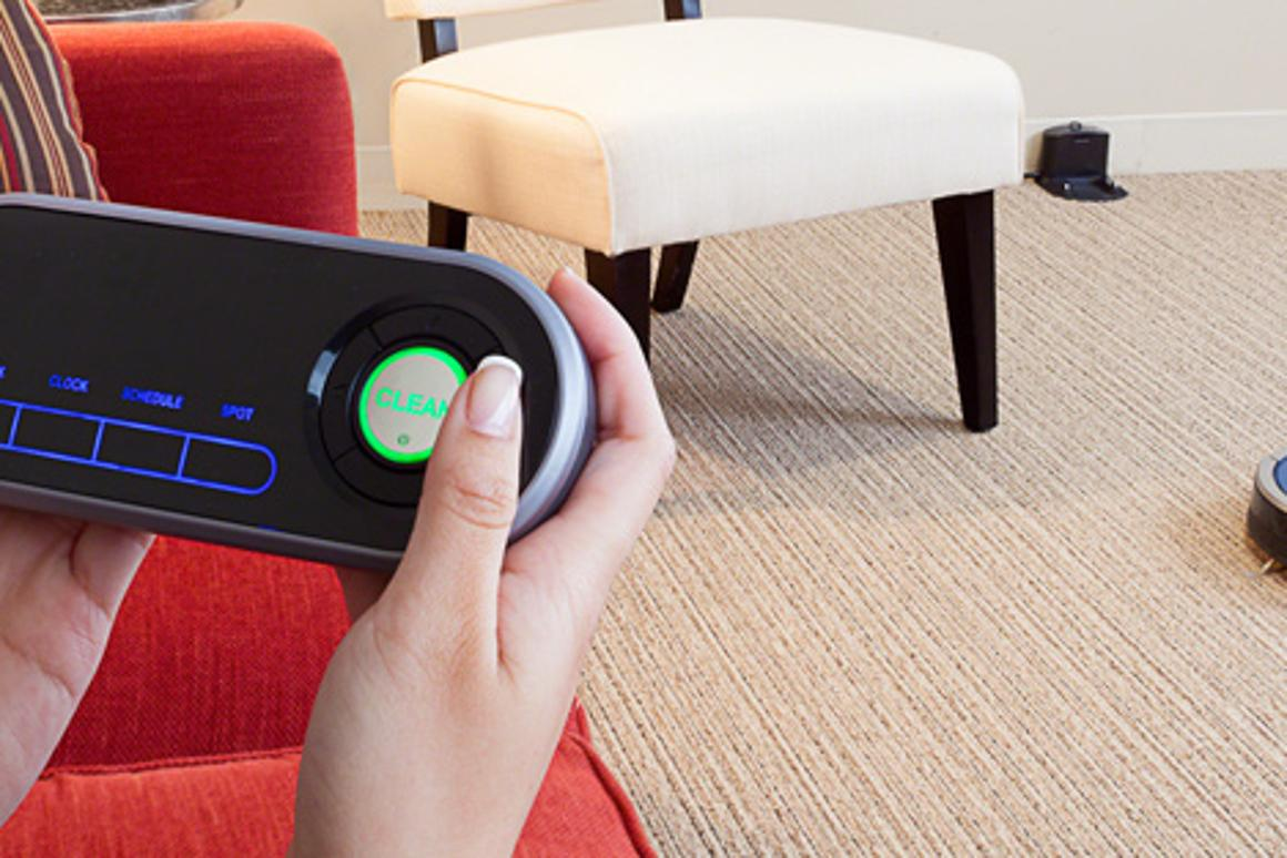 The new Roomba 790 from iRobot comes with a Wireless Command Center to control the robo-vac's movement and settings remotely