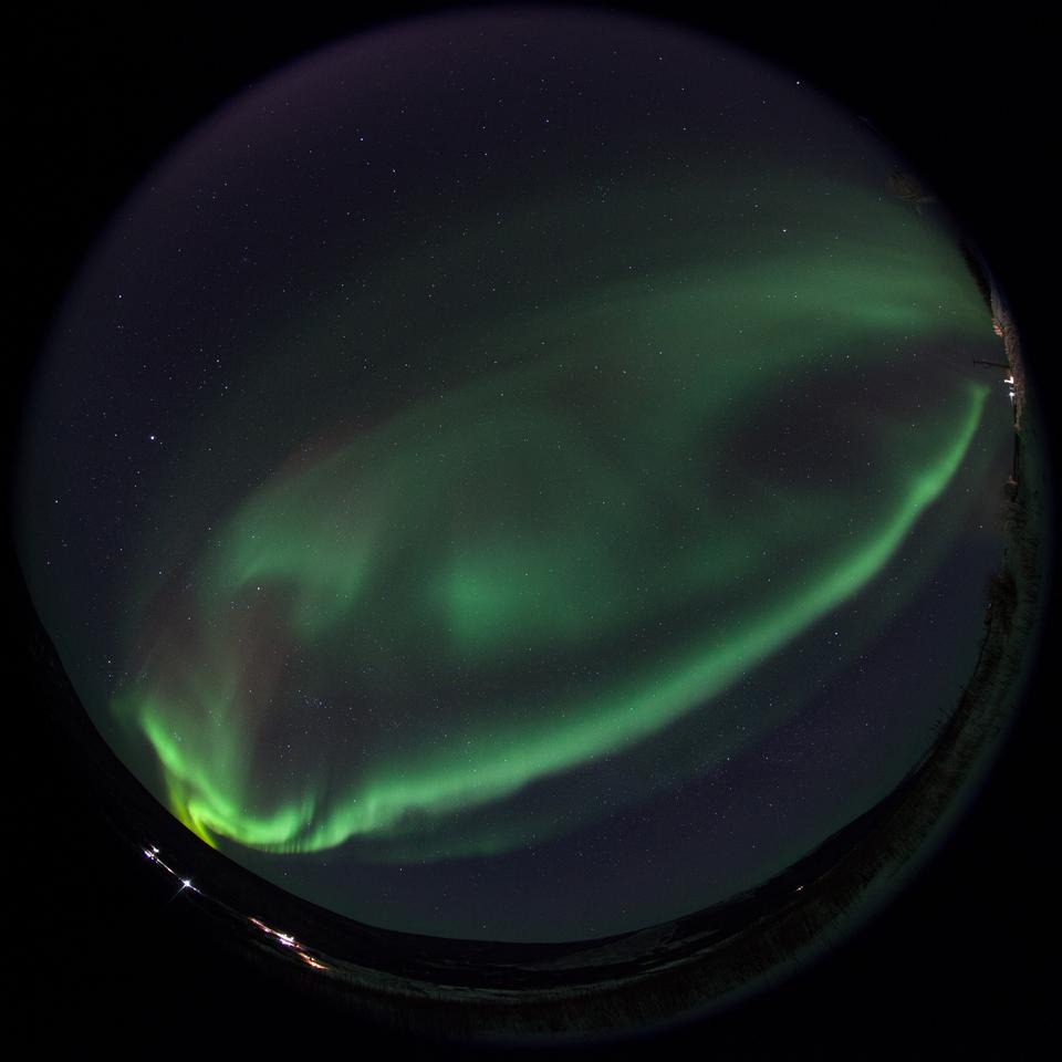 The goal of the mission is to understand the circumstances that cause the auroral curls (Photo: NASA)