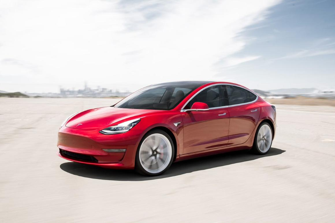 Tesla delivers a record 95,000 electric cars in 2019 second