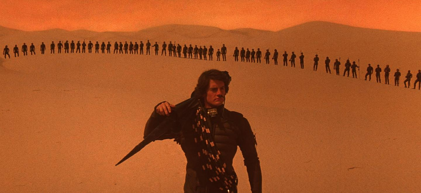 David Lynch's infamous Dune adaptation from 1984 is the best known attempt to bring this classic novel to the big screen