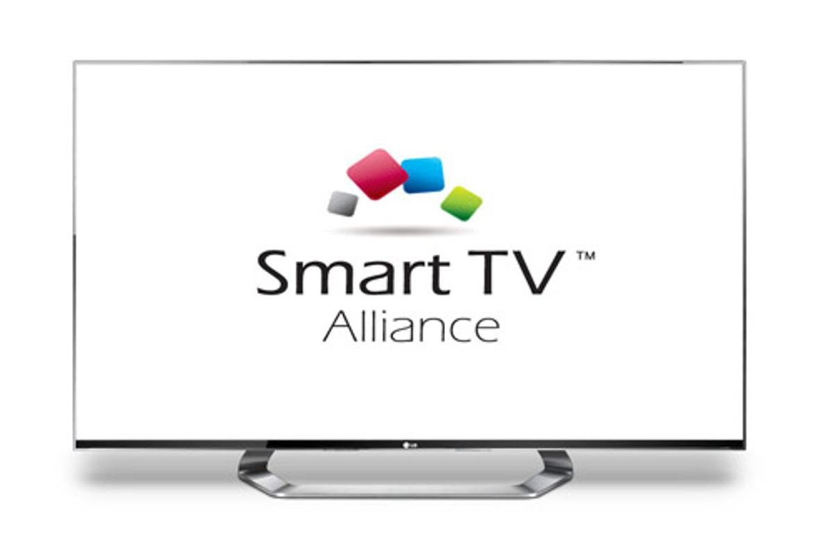 A Smart TV Alliance was formed so apps can be developed that run on all compliant TVs