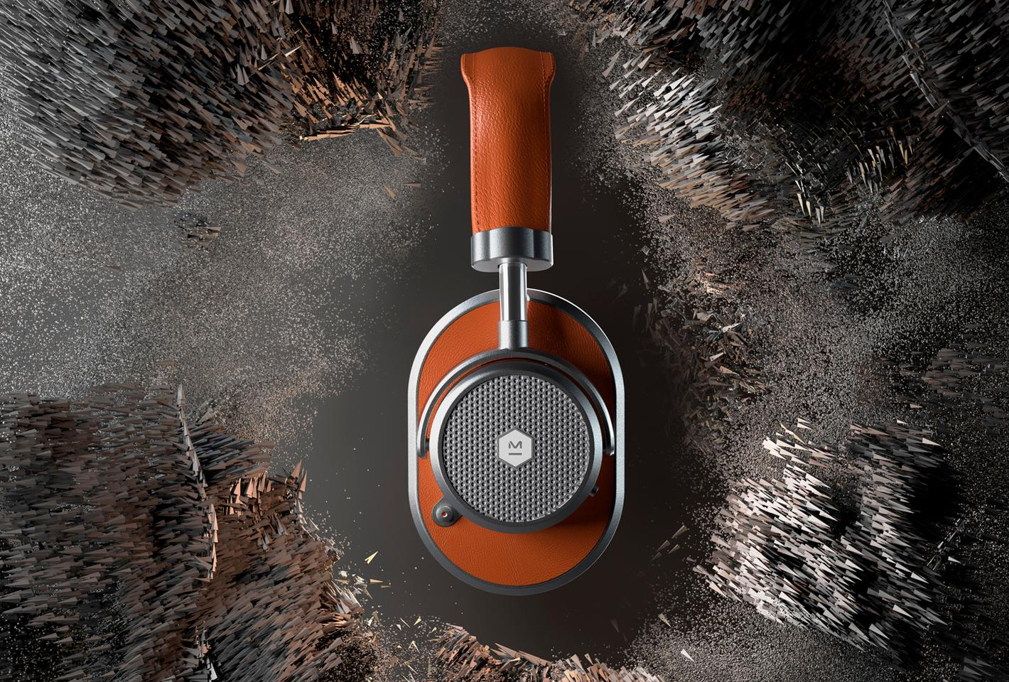 Master & Dynamic has built two active noise canceling modes into the MW65s