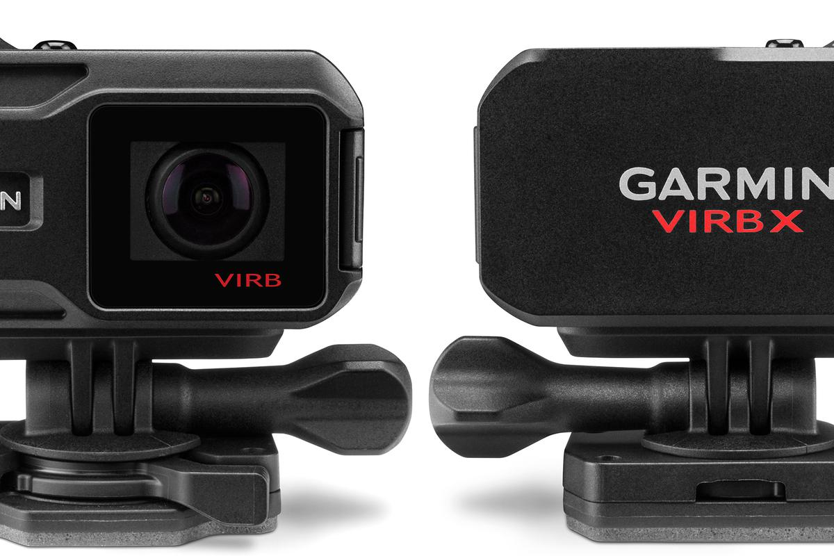 The Virb X and XE are a pair of new action cameras from Garmin