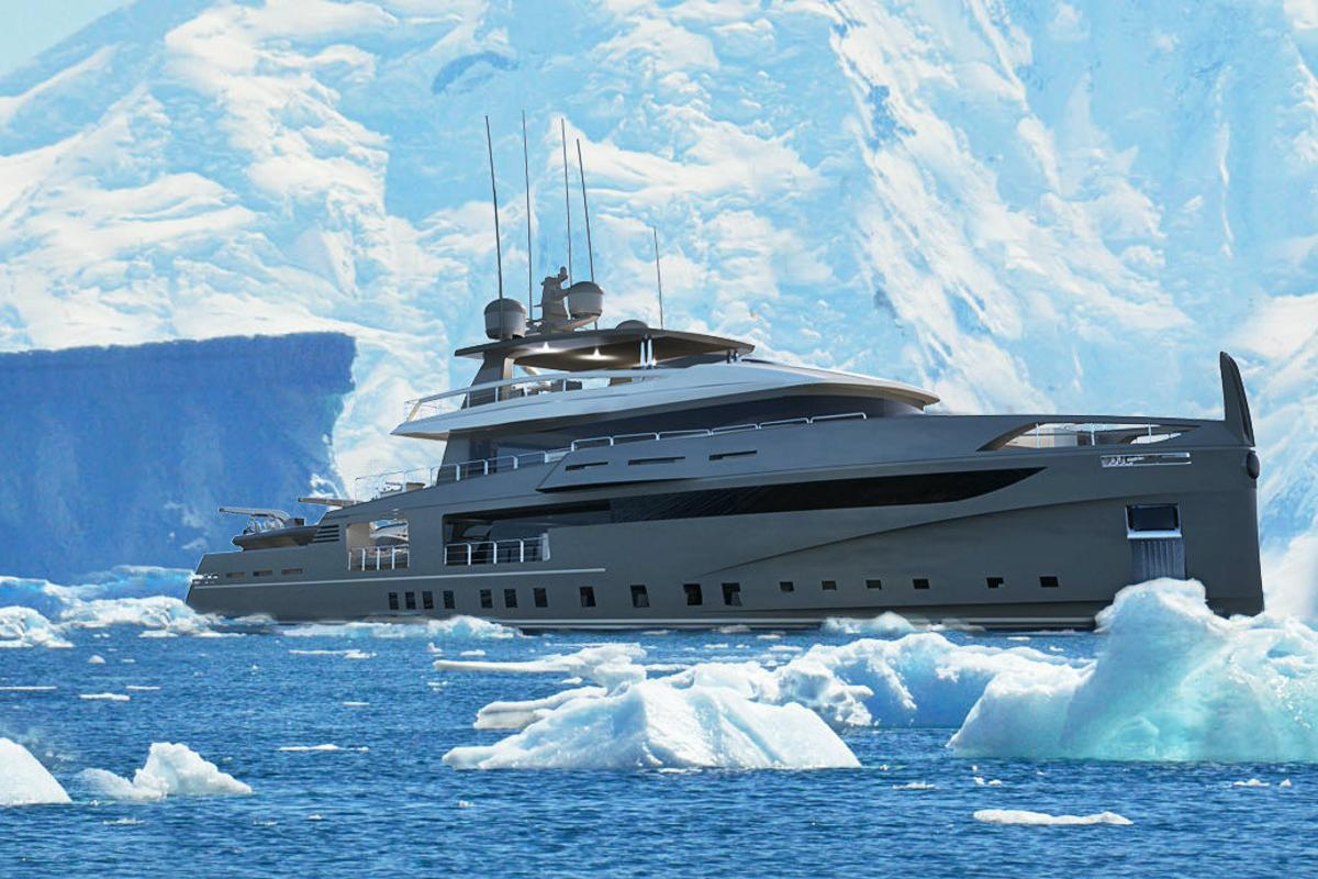 Ocea reveals the Nemo 50 ICE project