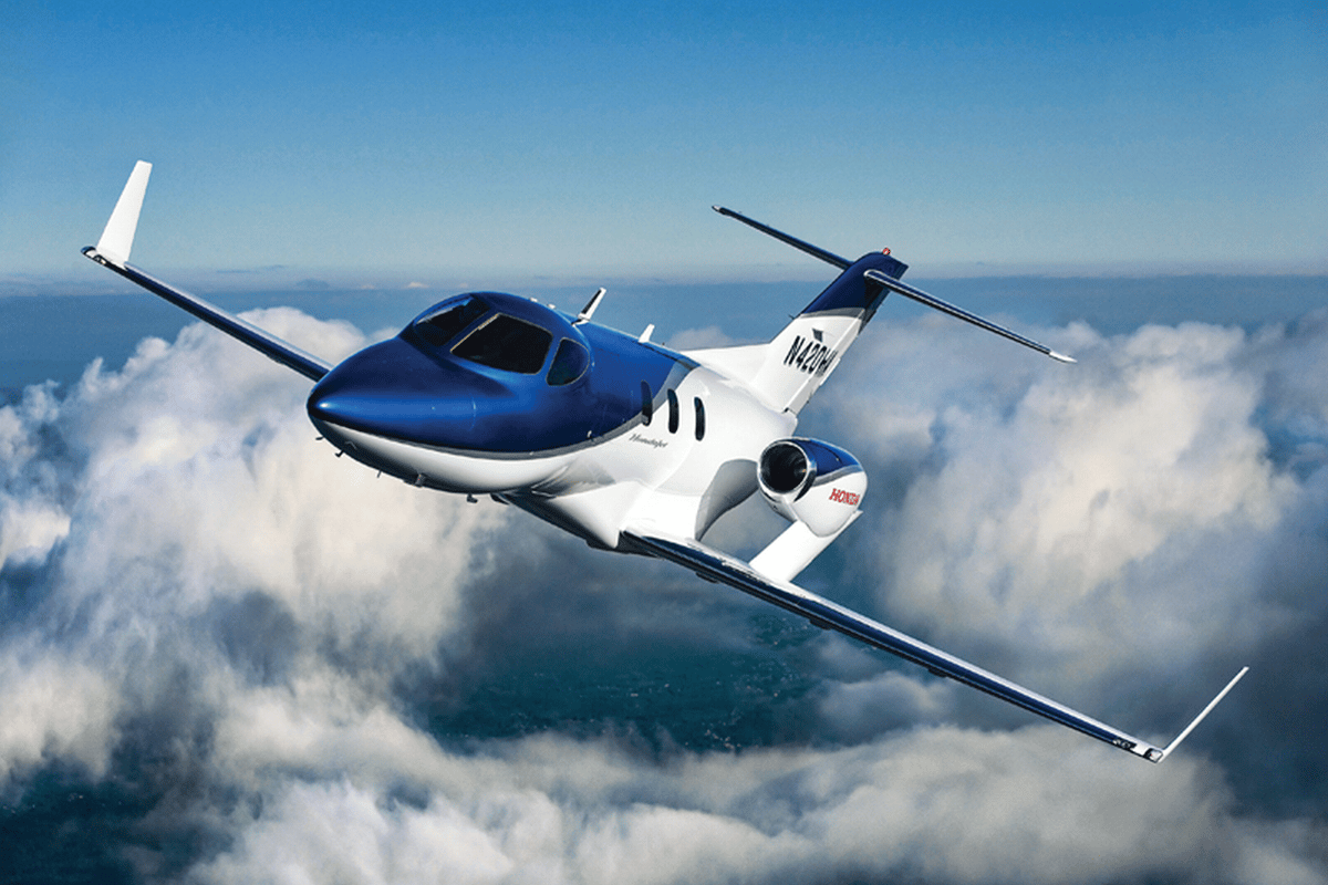 The HondaJet