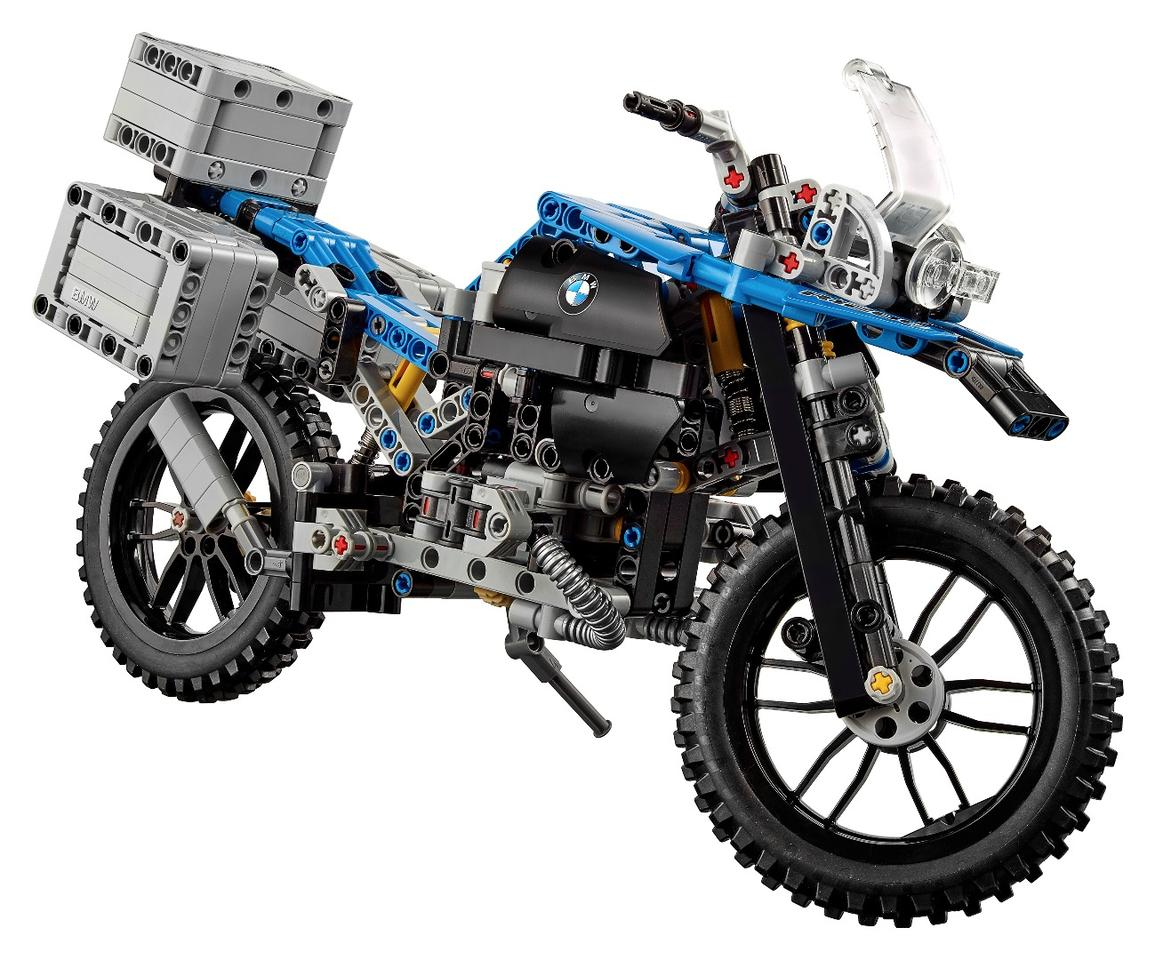 The Lego model that formed the base of the Hover Ride Concept