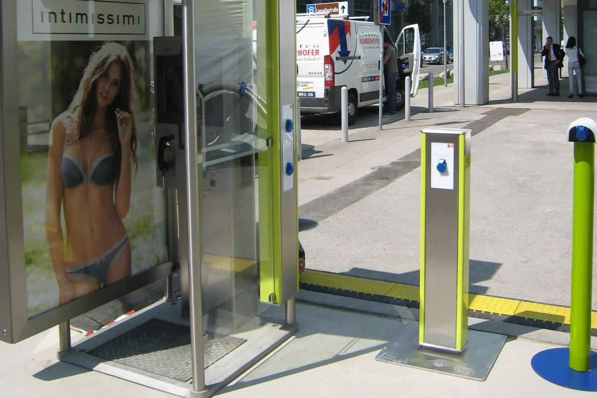 Telekom Austria has announced the launch of its first prototype electric vehicle charging station