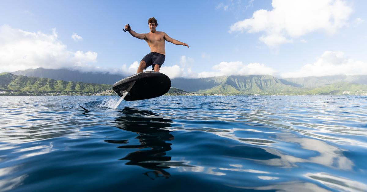 Fliteboard updates e-foil lineup with extra thrills for expert riders
