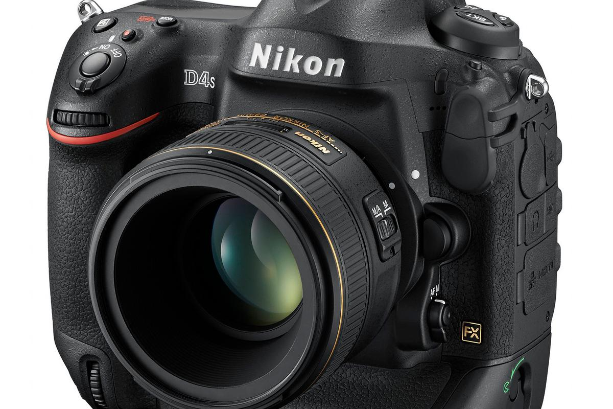 The D4S is the latest flagship professional DSLR from Nikon
