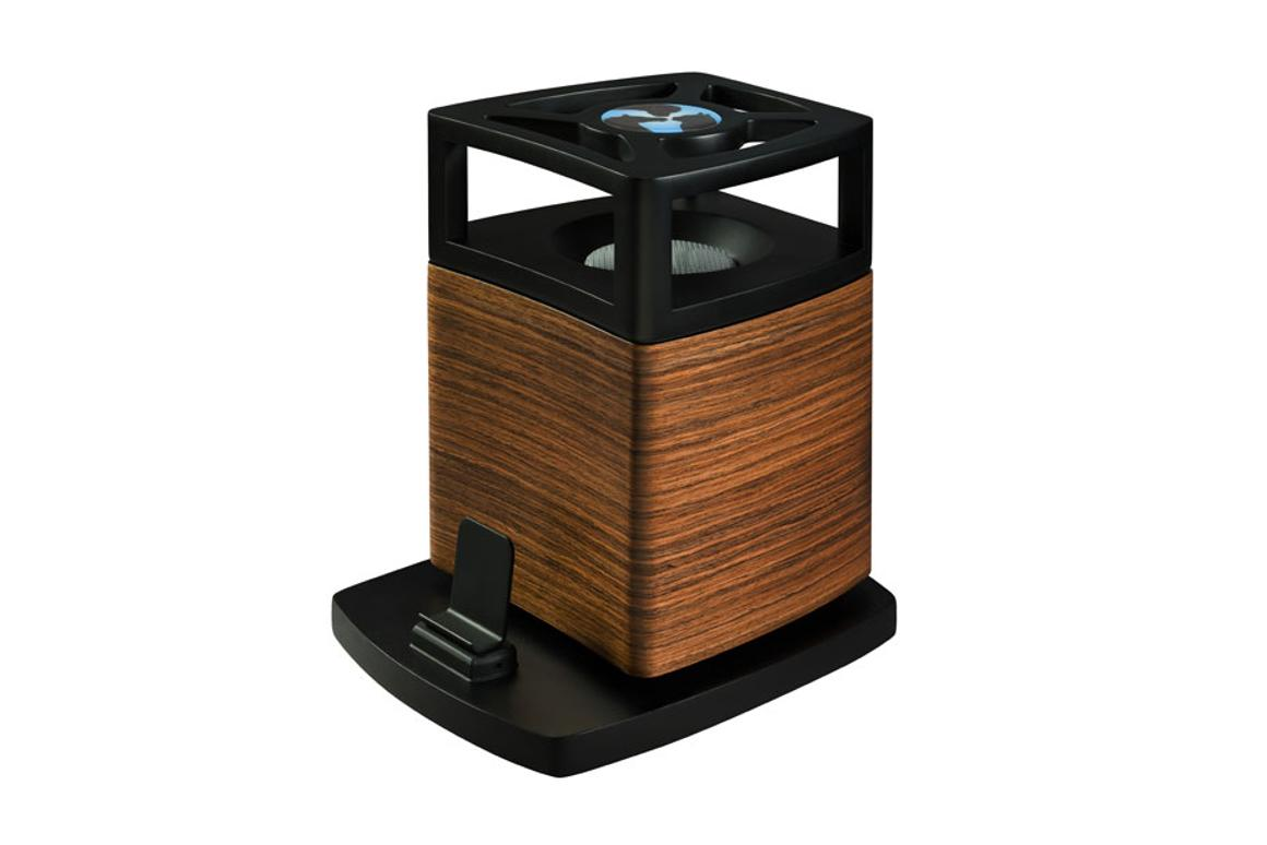 My Pet Speaker is a sound system that eliminates high and low frequencies in music to cater for pets' sensitive ears