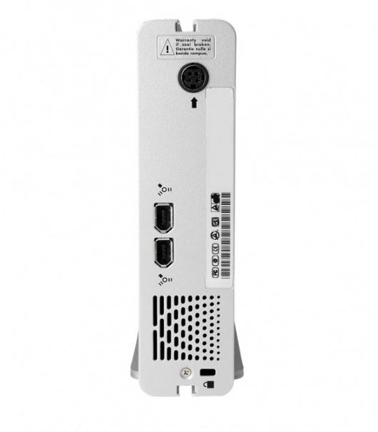 The rear of the LaCie Big Disk Network NAS solution