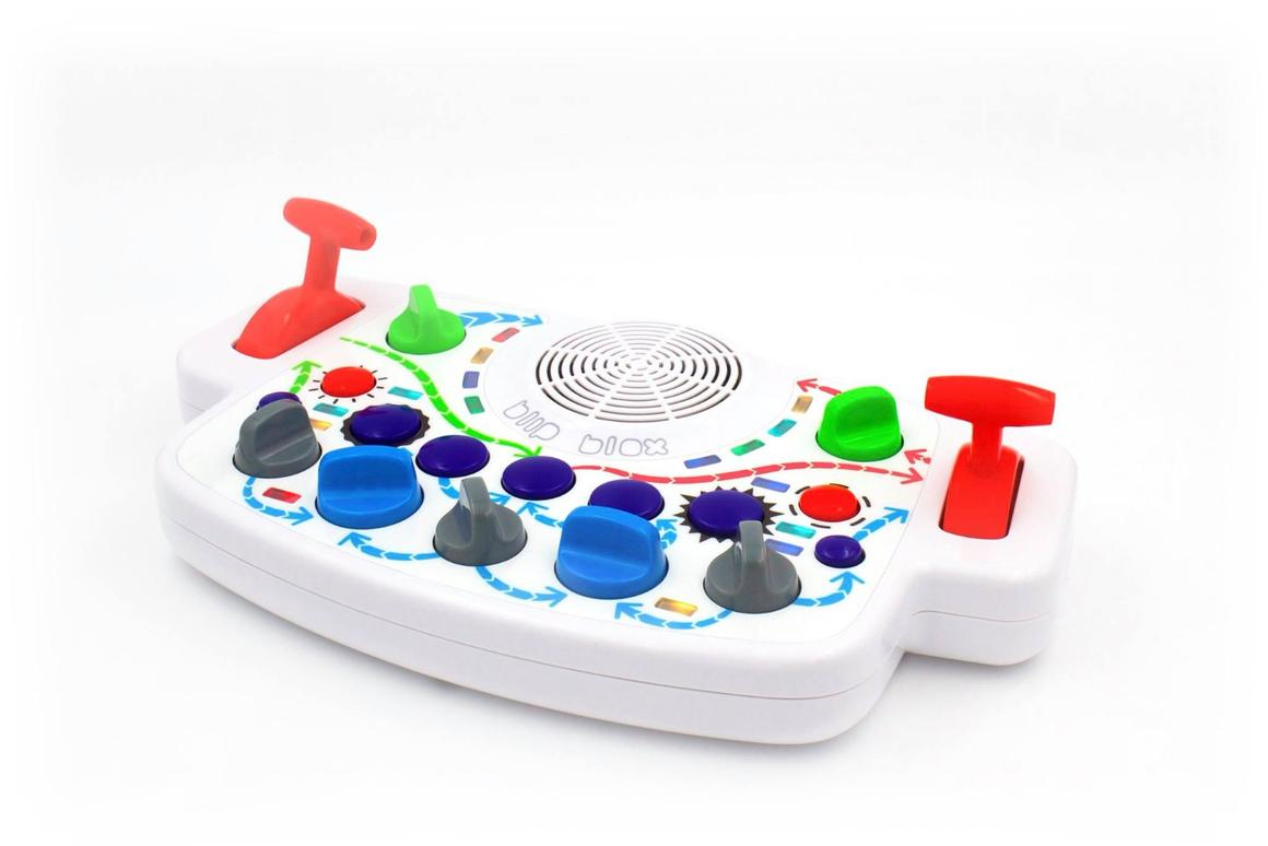 The Blipblox synth has been created for kids of all ages