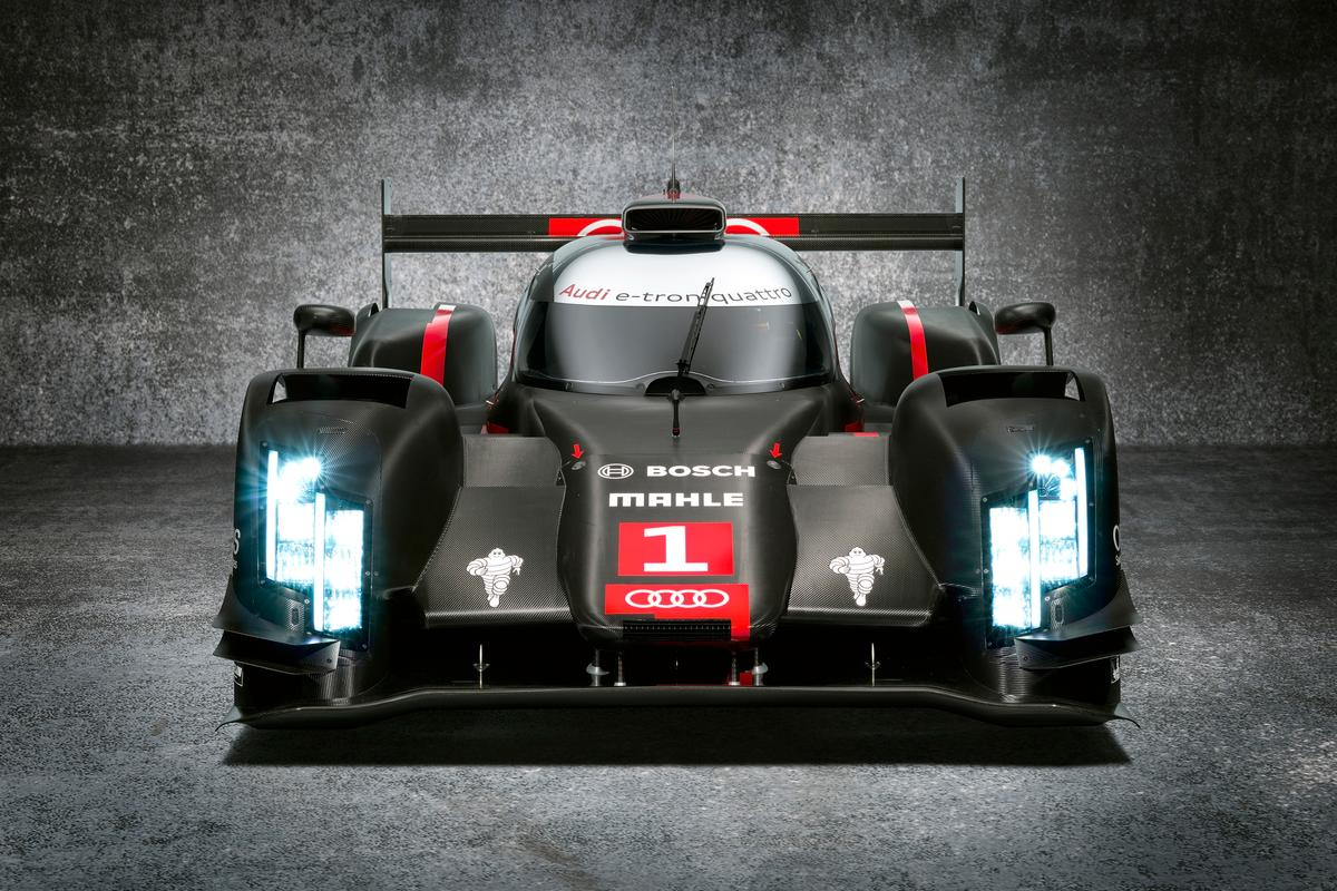 The R18 has been completely redesigned to meet new regulations