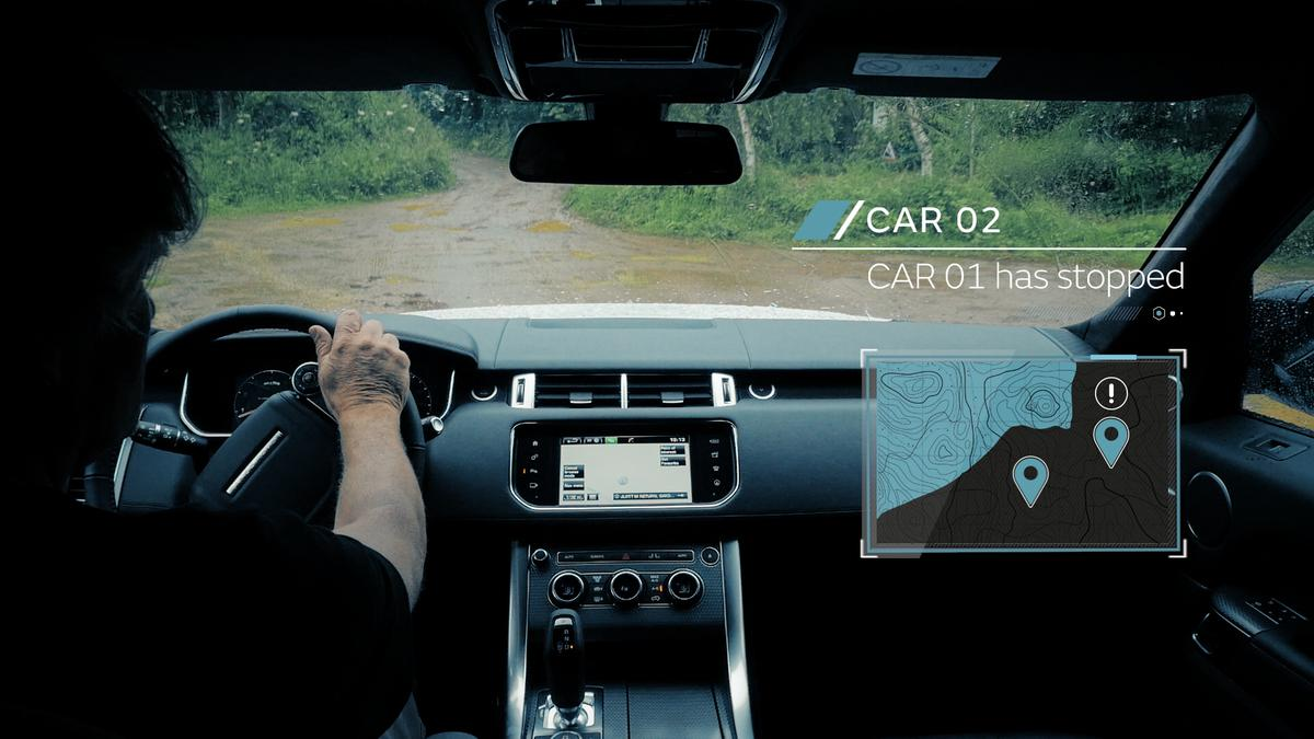 Car-to-car communication is intrinsic to the future of autonomous driving