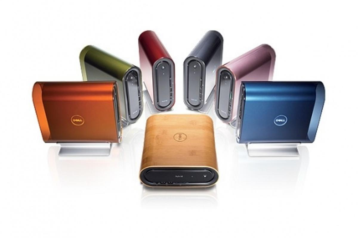 Dell's Studio Hybrid mini-PCs