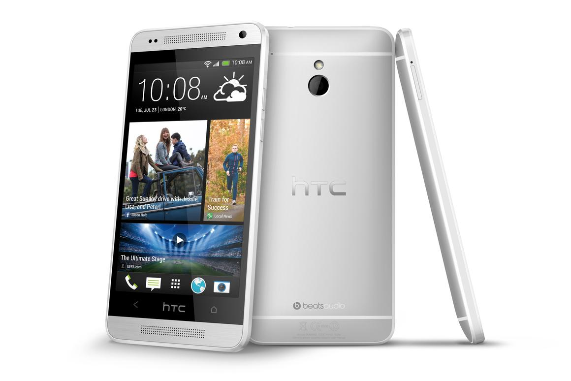 HTC has officially announced the heavily-leaked, mid-ranged HTC One mini