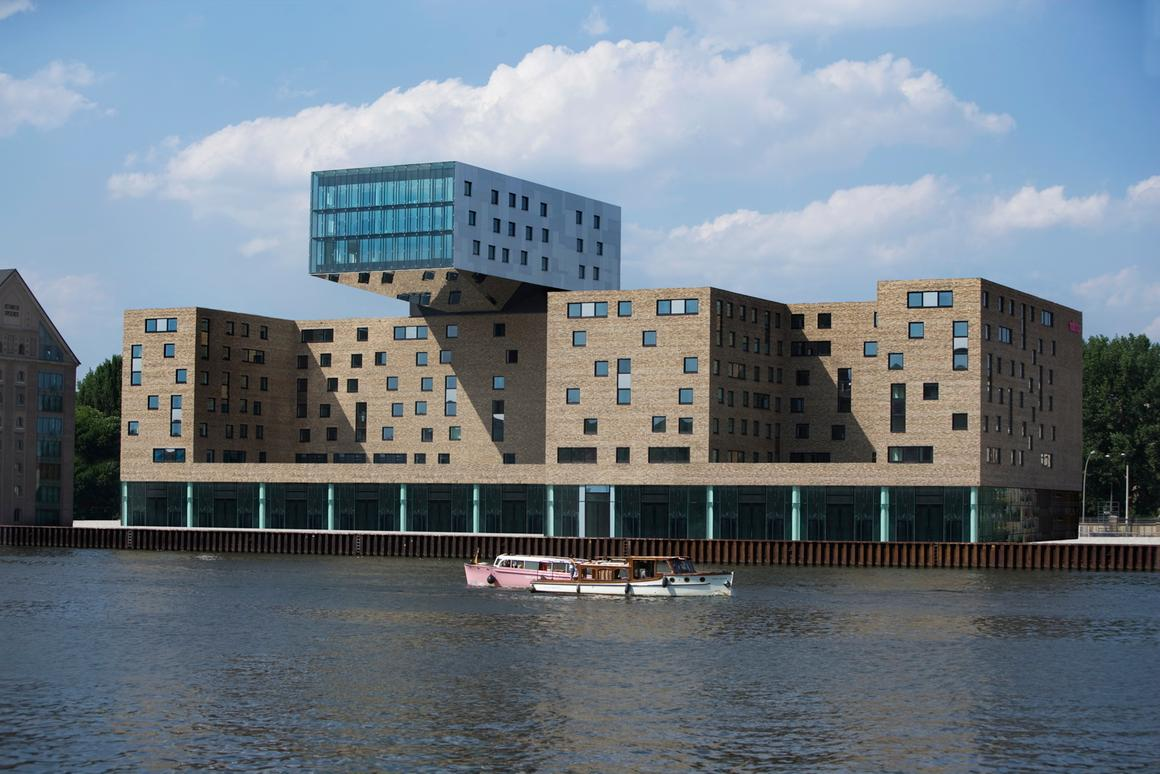Designed for musicians, the nhow Berlin is claimed to be Europe's first-ever music hotel(Image by nhow Berlin)